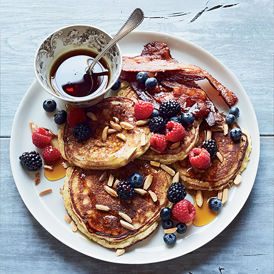 6 Ways to Make Pancakes Healthier