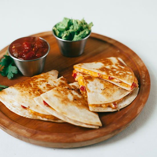 Pimento Cheese Quesadillas
