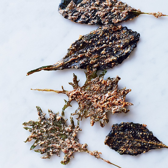 5 Recipes for Crispy Kale Chips
