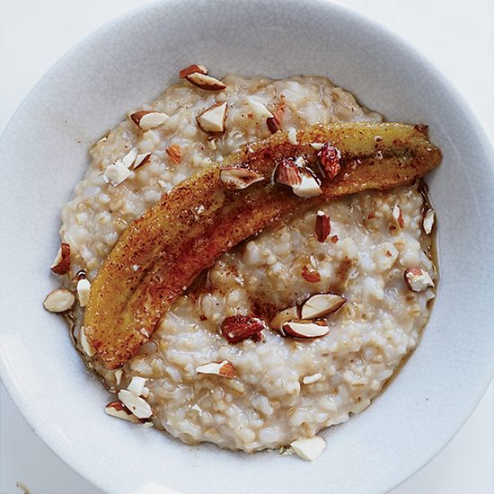 Spiced Rice Breakfast Porridge
