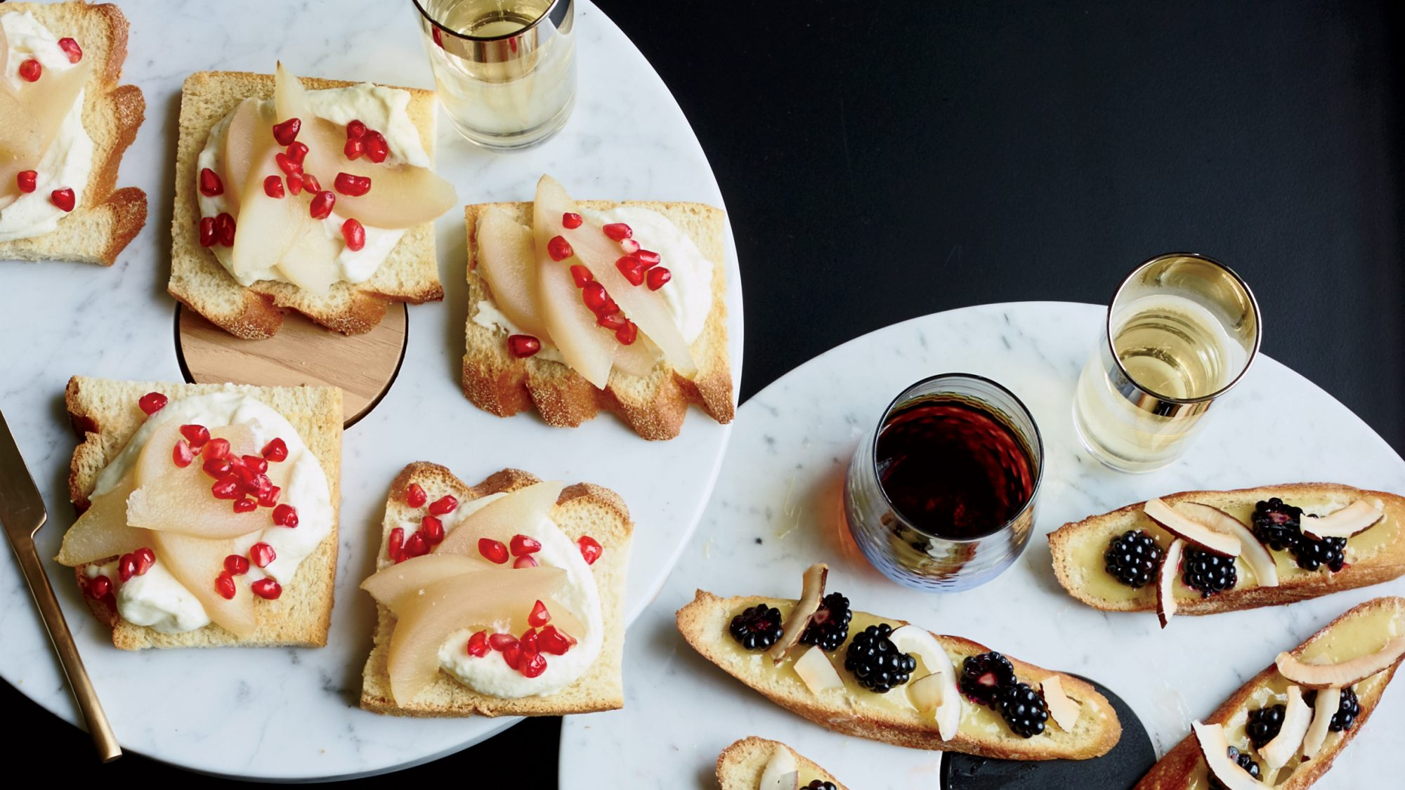 Fancy Up Your Toast on National Toast Day