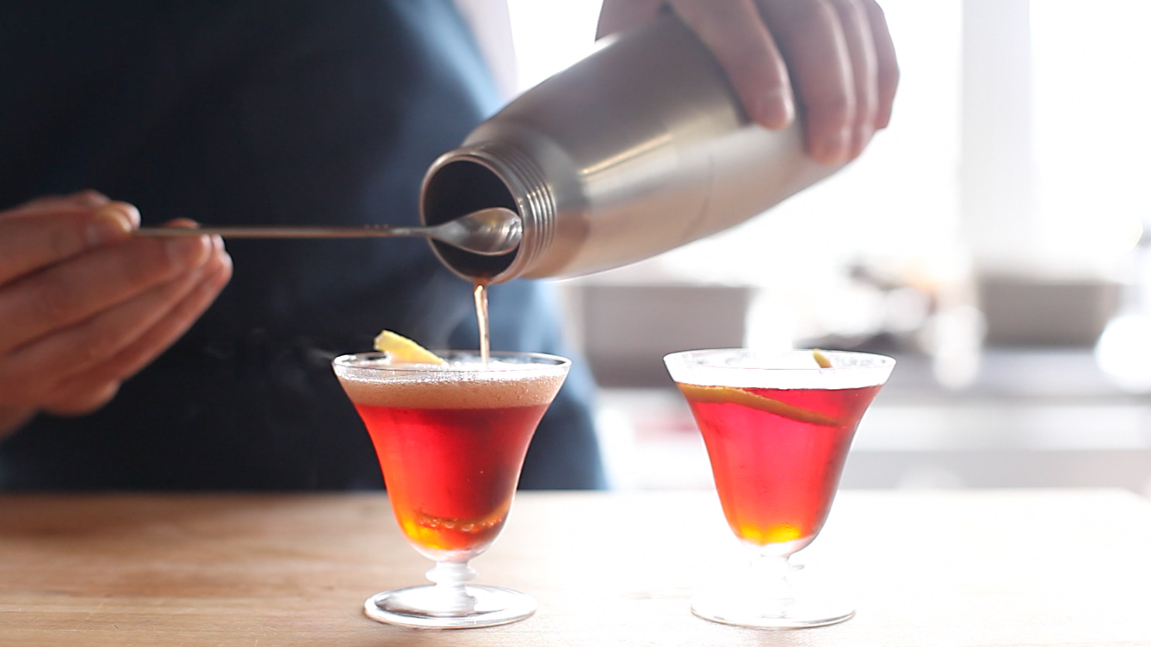 Byrrhgroni Cocktail