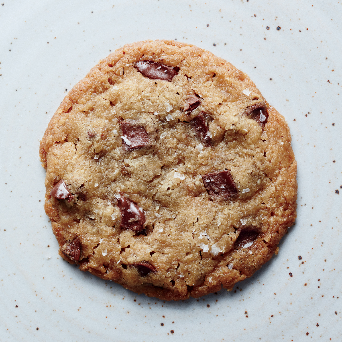Chocolate Chunk Cookie for One Recipe - Justin Chapple | Food & Wine