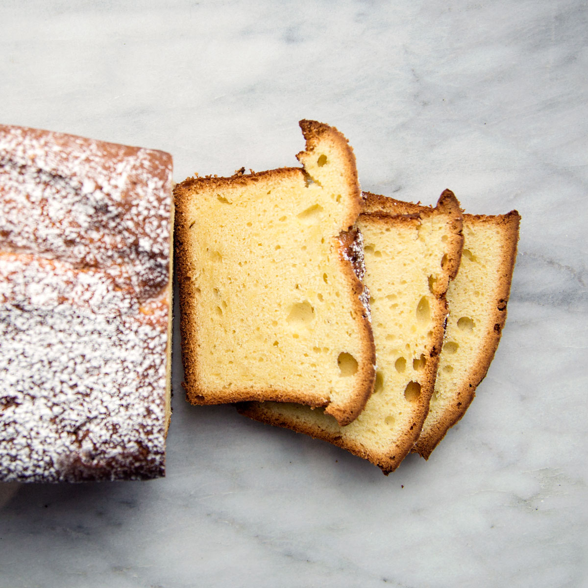 Recipe For Pound Cake With Whipping Cream