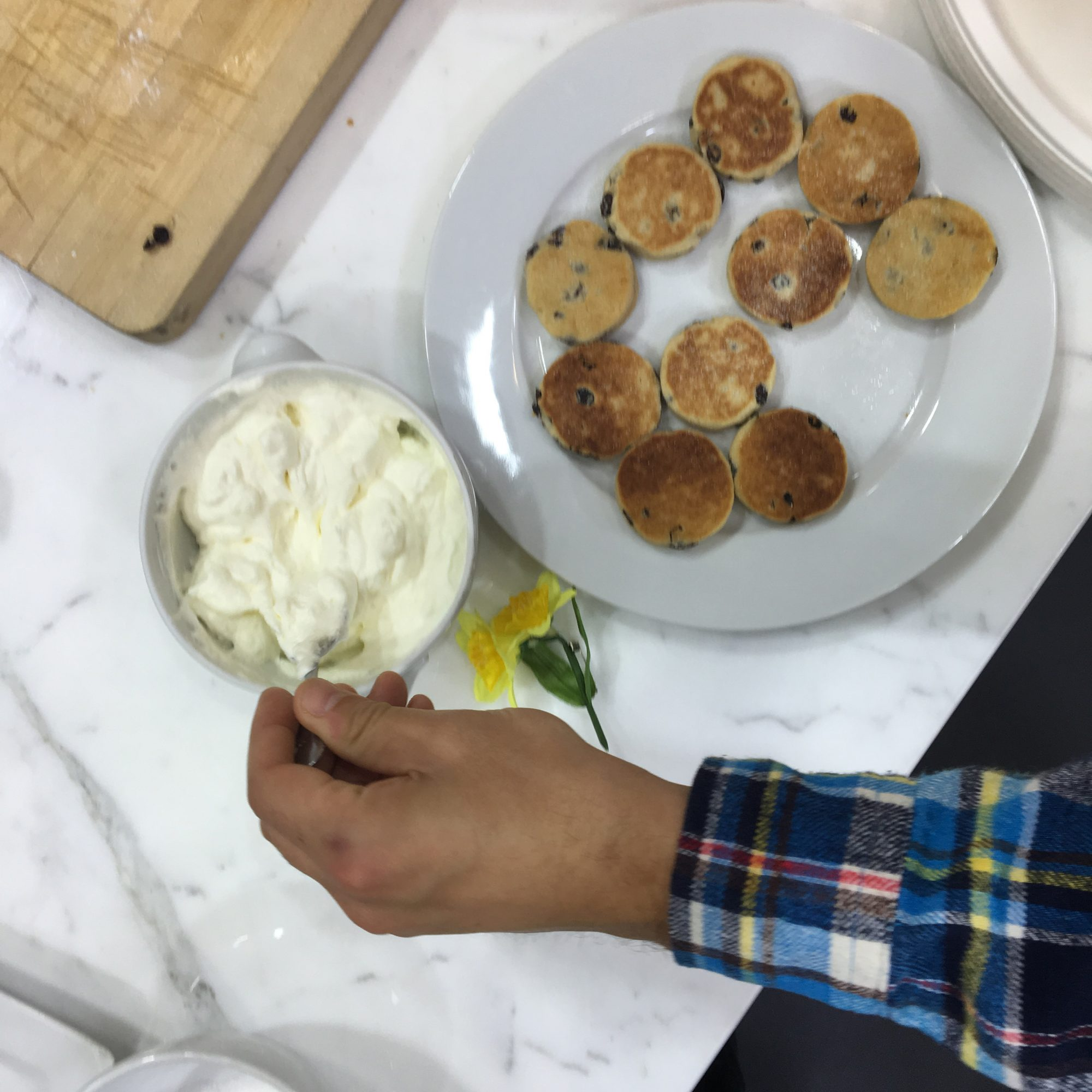 How to Make Tea Cakes Like Penny Lewis, Chef to British Aristocracy