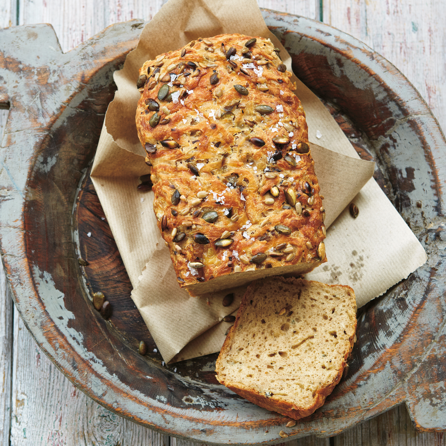Quick bread recipes easy savory quick bread food wine food wine for st patricks day turn your guinness into bread forumfinder Image collections