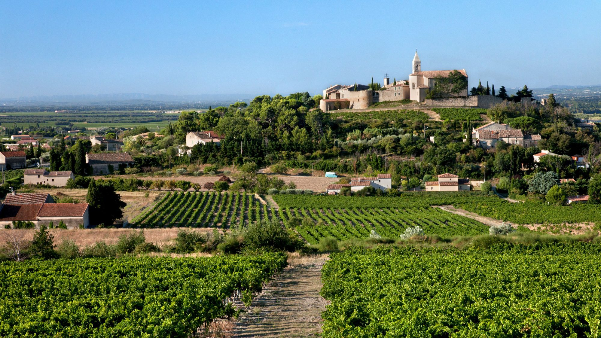 Cairanne Gets Its Cru On