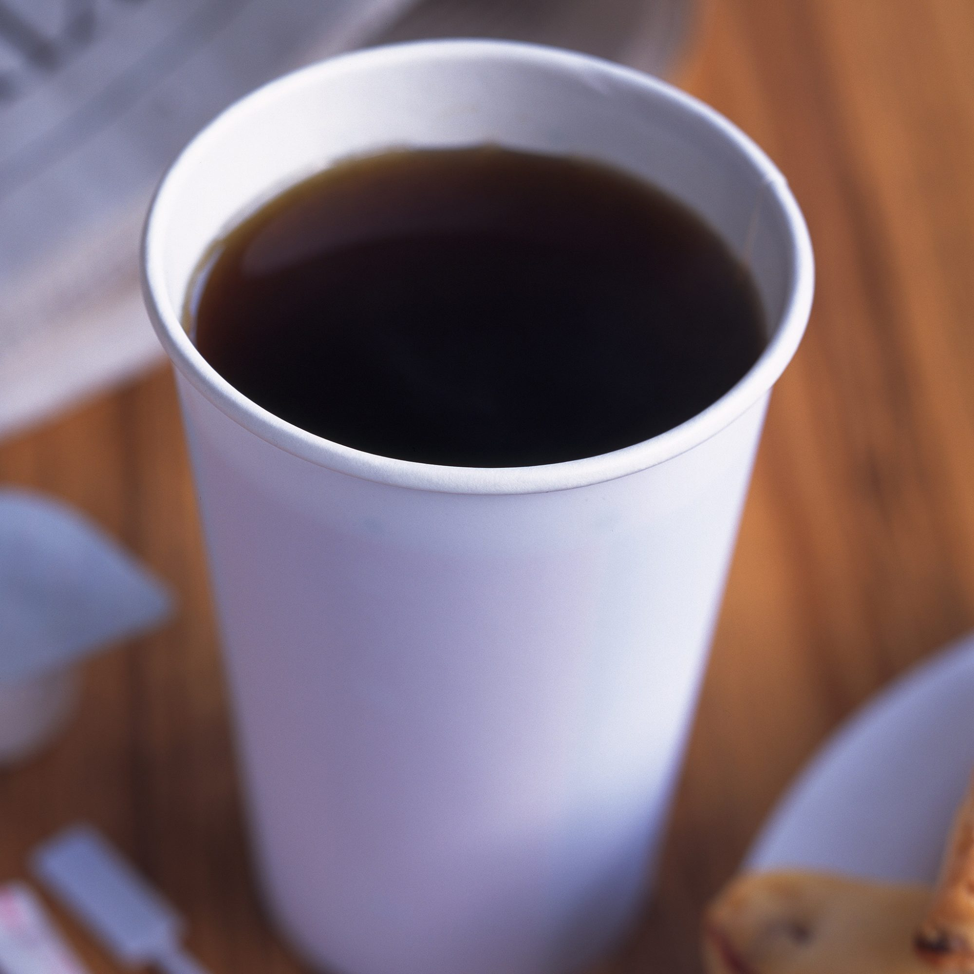 Is Your Paper Coffee Cup Really Recyclable? Probably Not