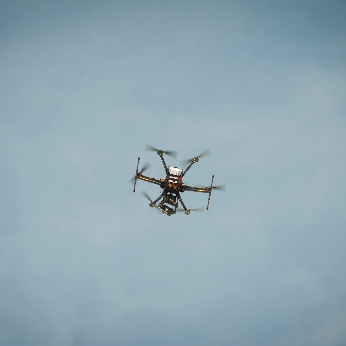 Drone Food Delivery