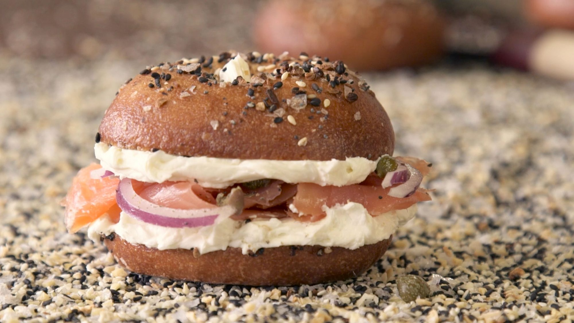 Video: How to Make Amazing Everything Bagels at Home