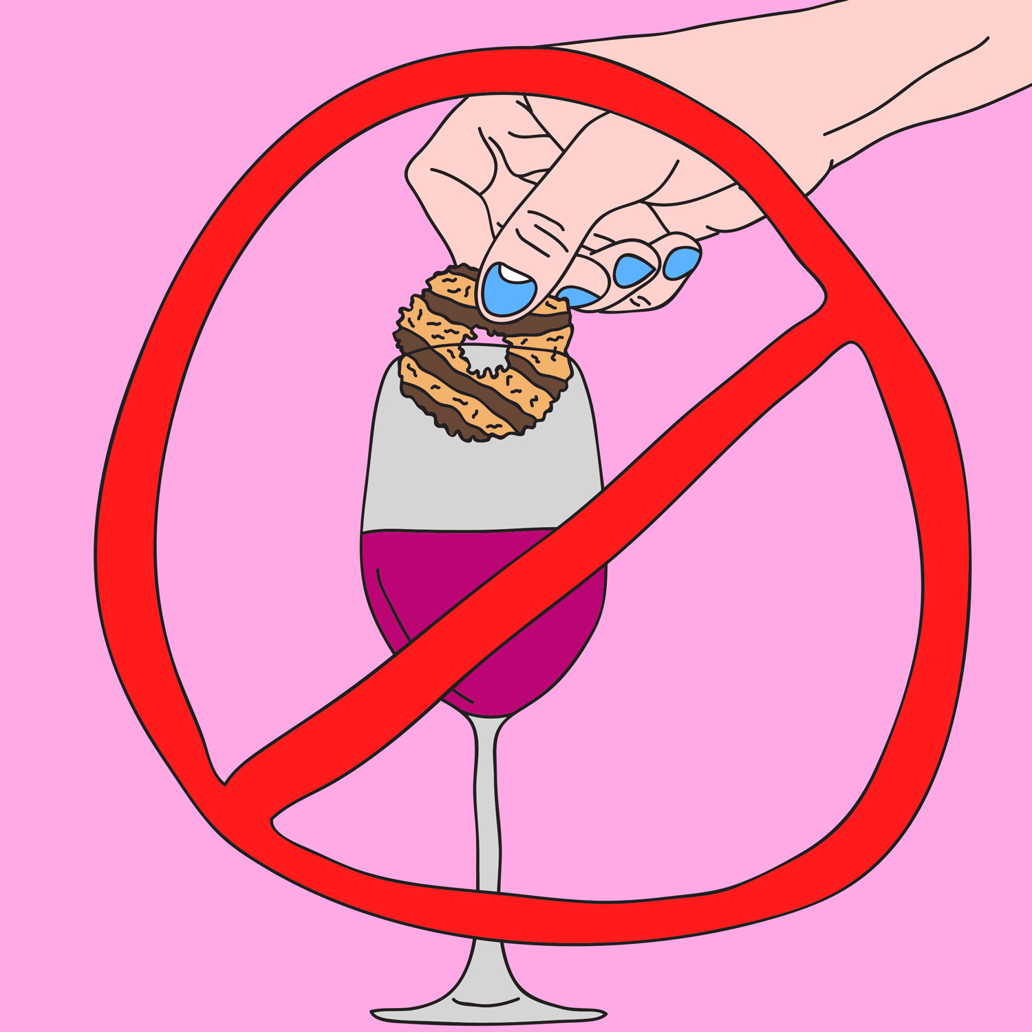 Girl Scout Cookies and Wine: Into the Heart of Darkness