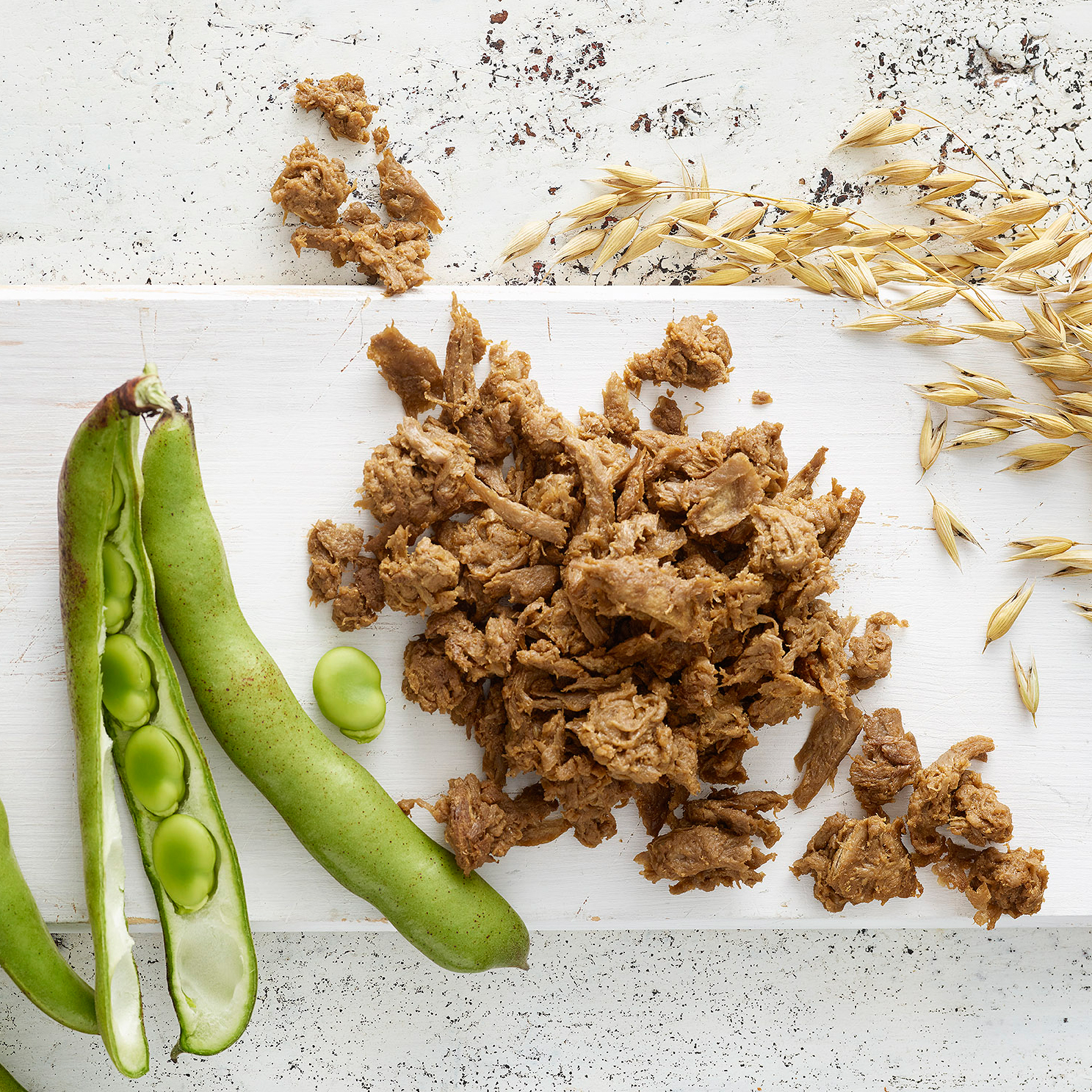 Pulled Oats Are the Newest Meat Substitute