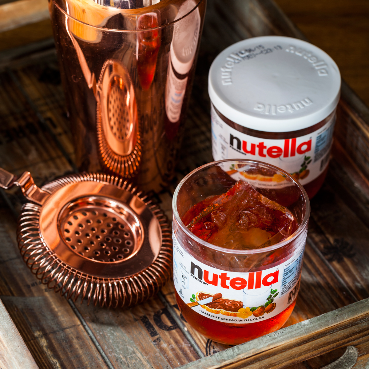 The Nutella Negroni Is the Ultimate Easter Cocktail
