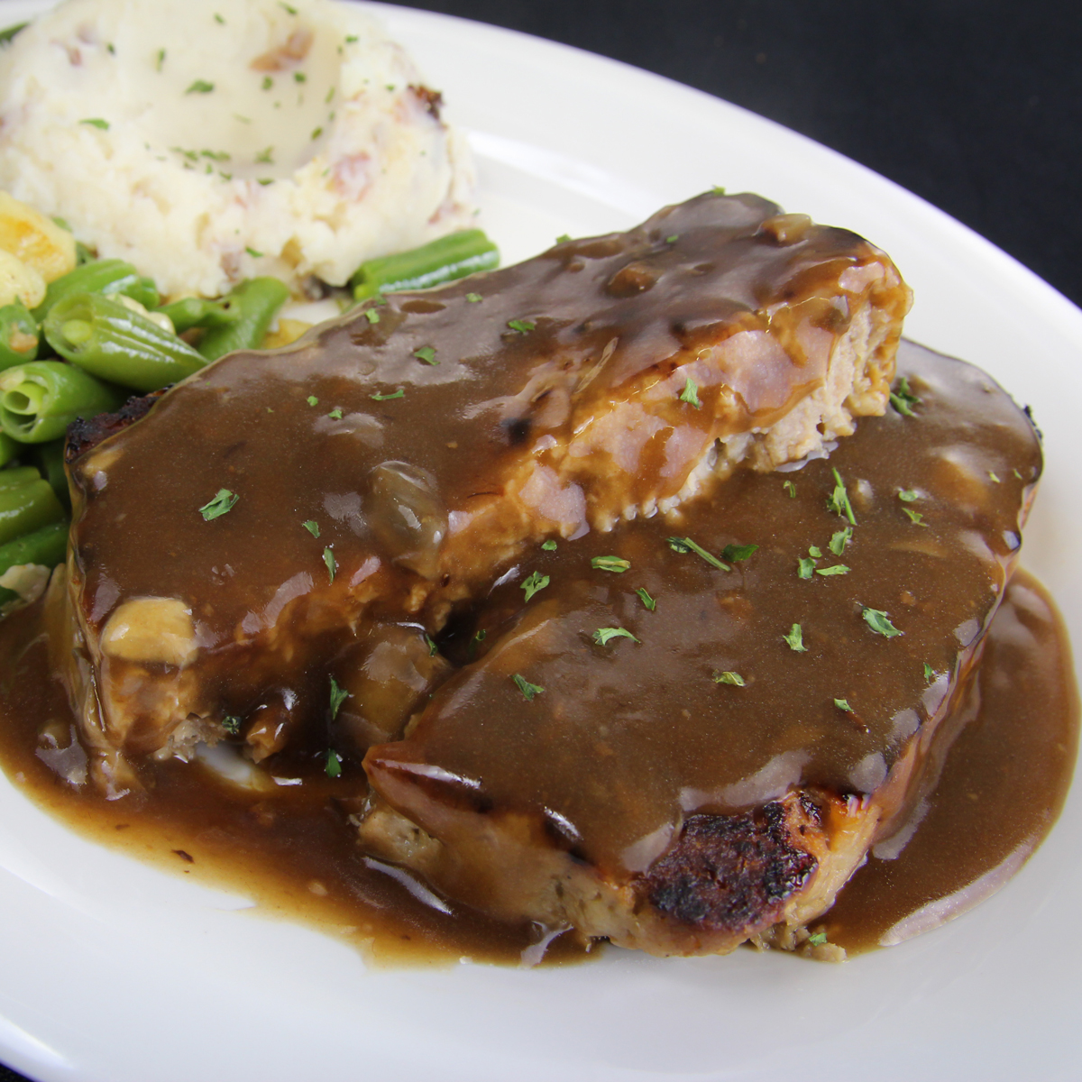 Schmidt's German Meatloaf