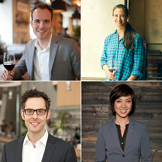 Sommeliers of the Year