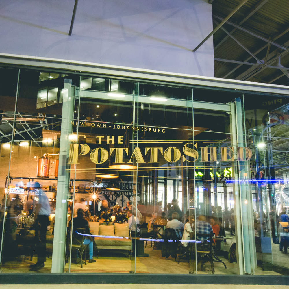The Potato Shed, South Africa