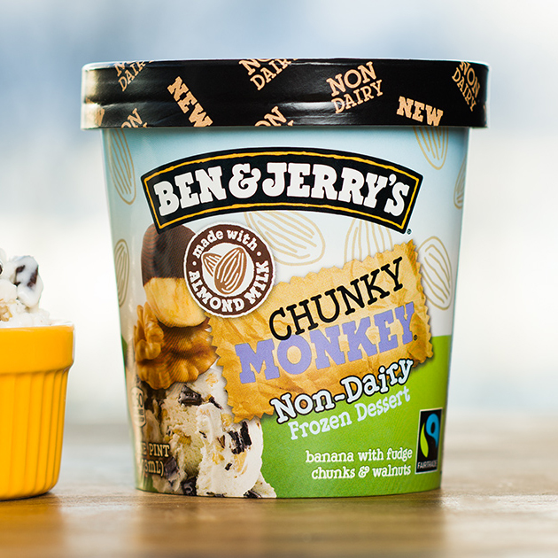 Ben & Jerry's Vegan Ice Cream