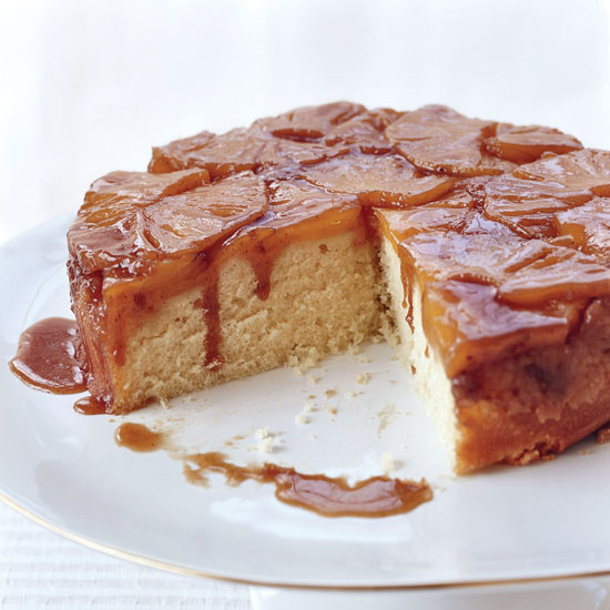 Upside-Down Cake Recipe