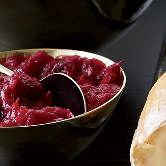 Cranberry-Licorice Compote
