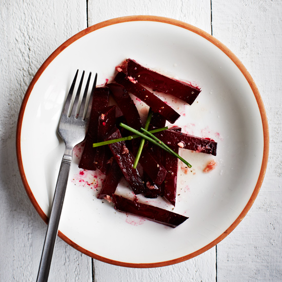 Beet and Ginger Salad