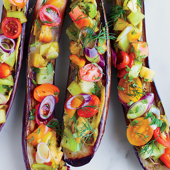 HD-201407-r-miso-roasted-eggplants-with-tomatoes-dill-shiso-and-black-vinegar.jpg