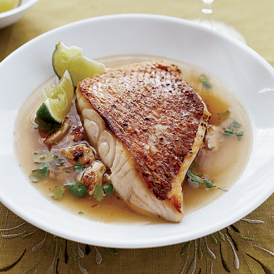 Healthy Fish Dishes