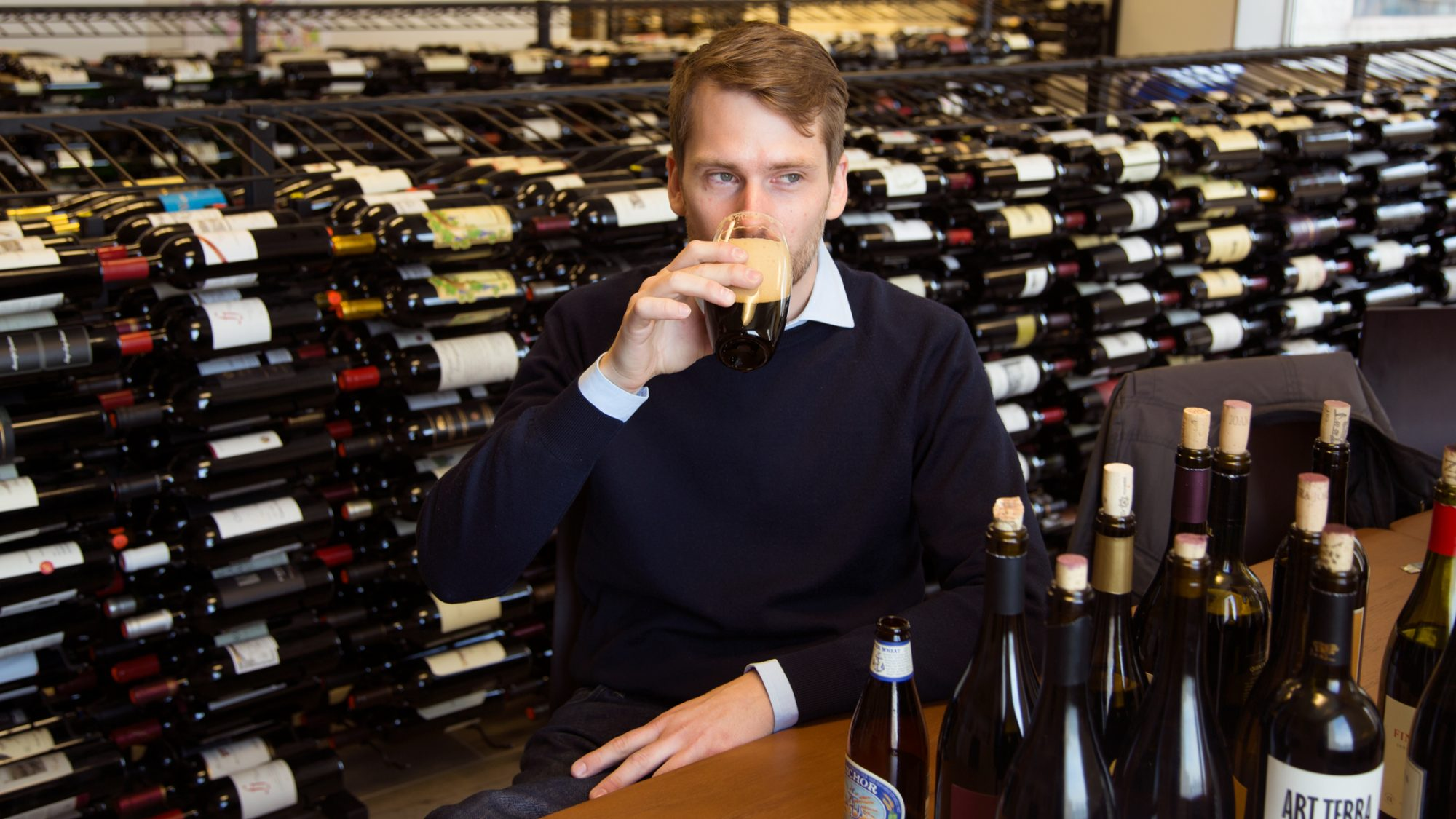 What It Takes to Become the Best Sommelier in the World