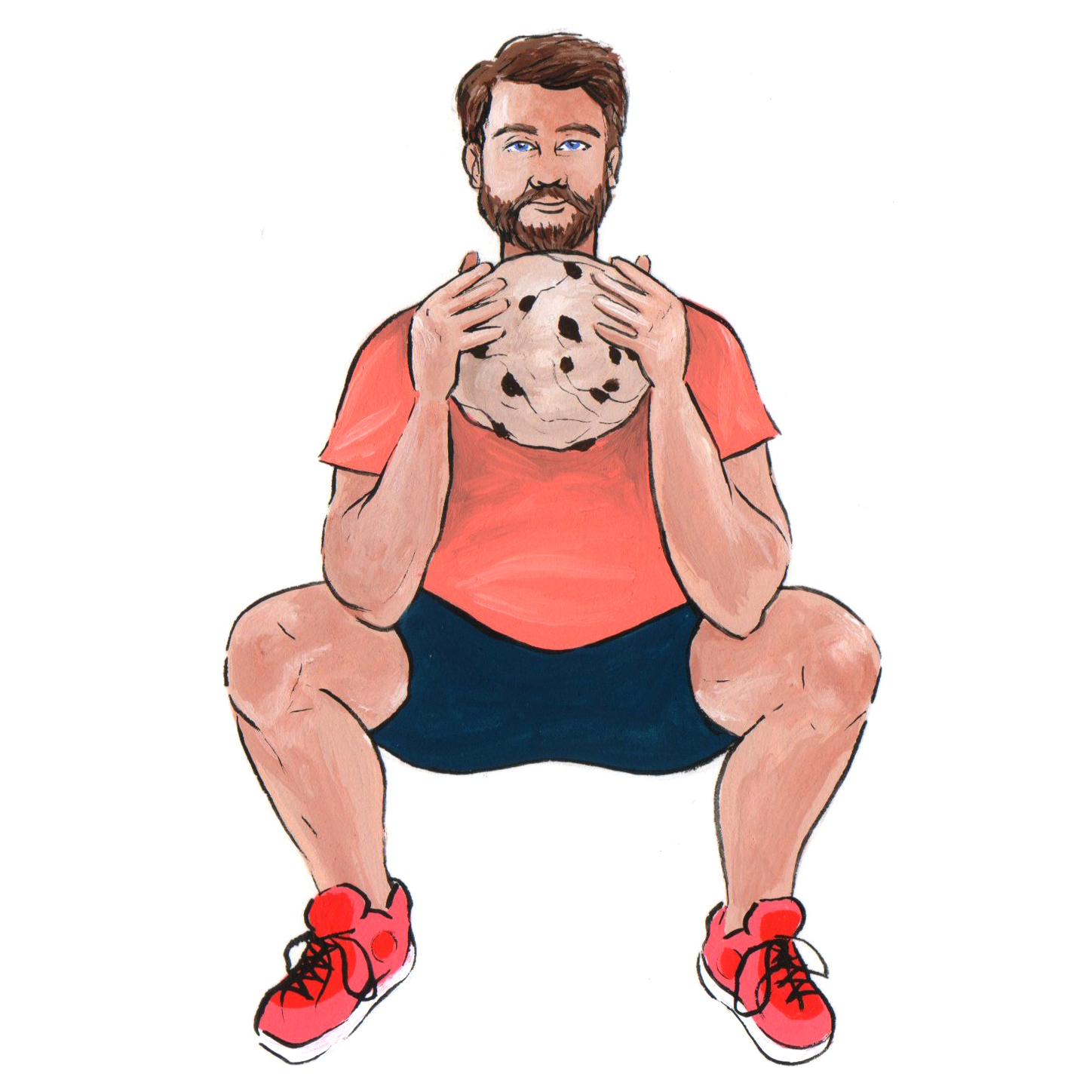 The Unscientific Guide to Exercise in the Name of Cookies