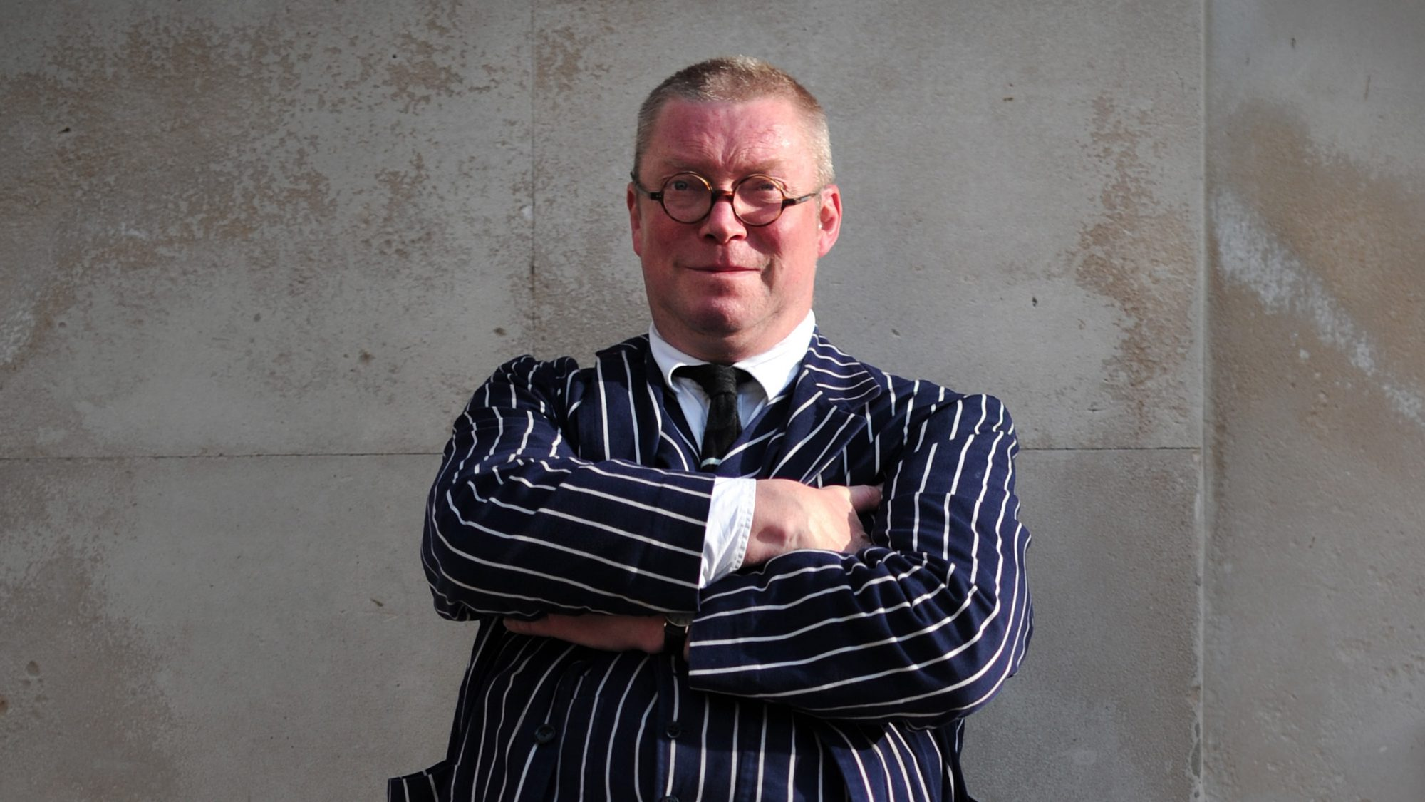 Fergus Henderson is Making Brain Burgers for a Cause