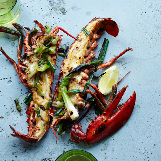 How to Grill Lobster | Food & Wine