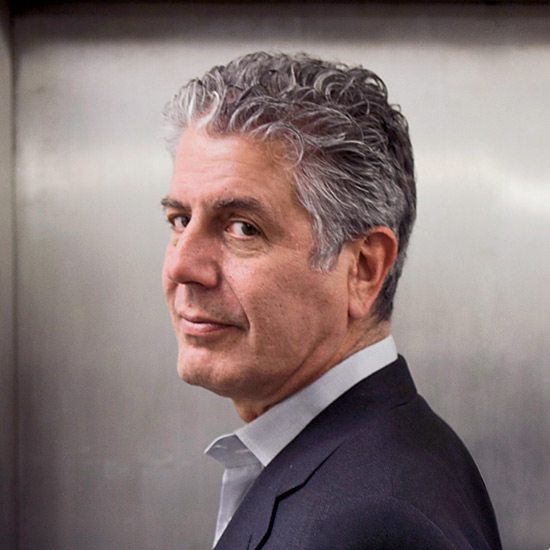 Anthony Bourdain's 6 Punishable-by-Death Sushi Don'ts