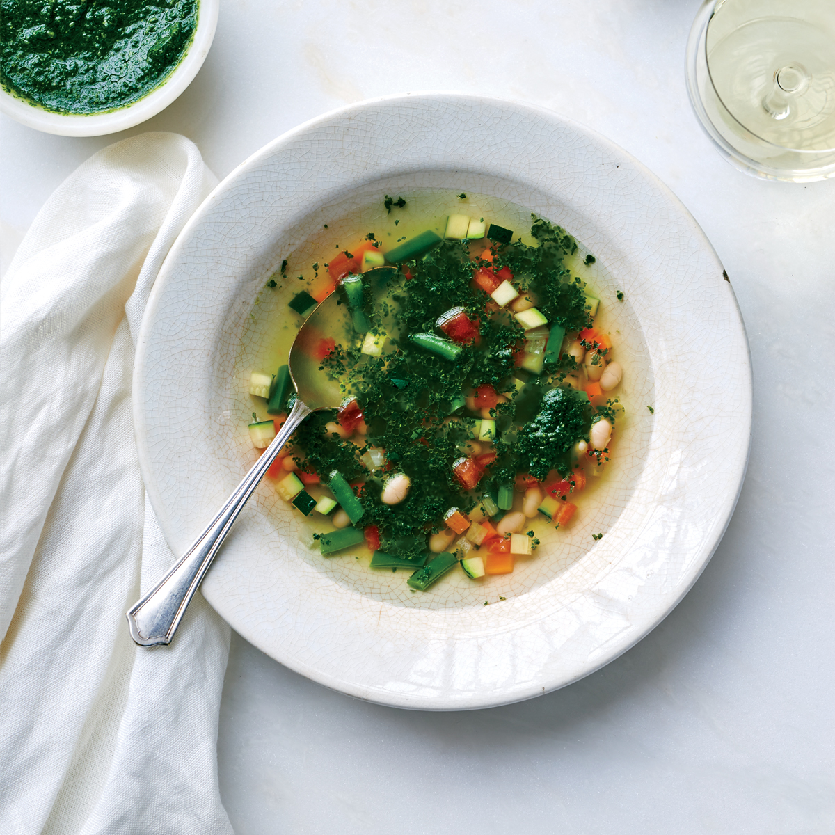 Soup from sea cocktail: cooking recipes