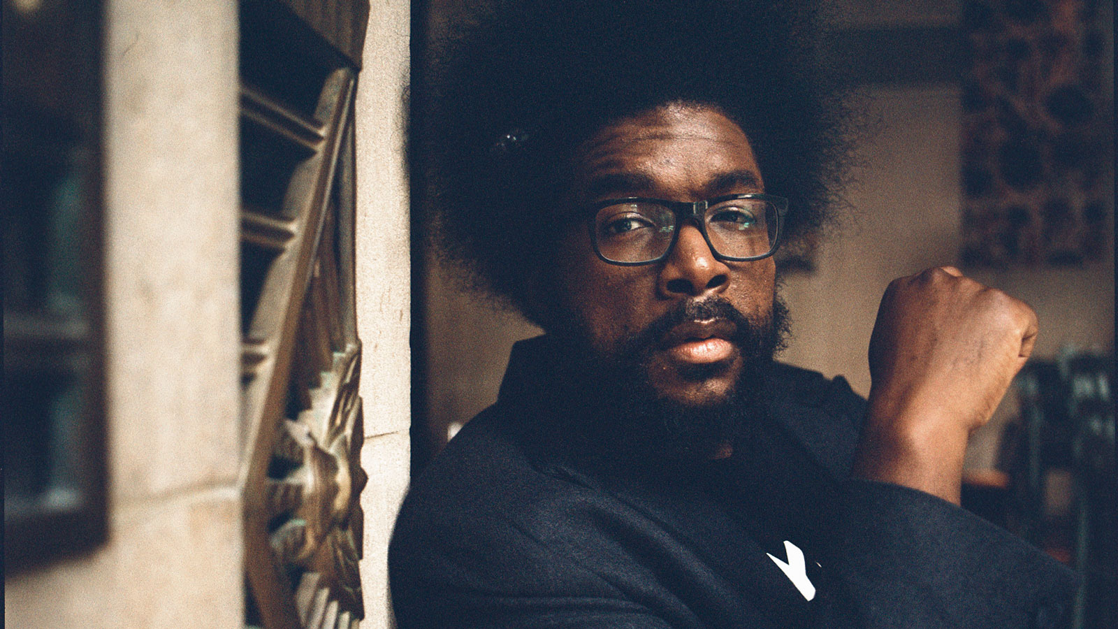 Questlove Talks His New Book, Eating Crickets and Why the Food Truck Culture Captivates Him