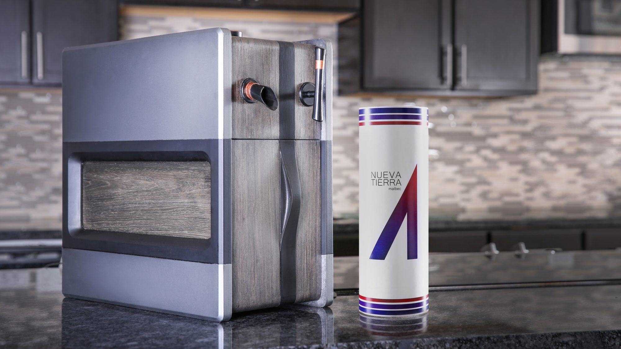 Smart Wine Dispenser Learns Your Palate (Sort of)