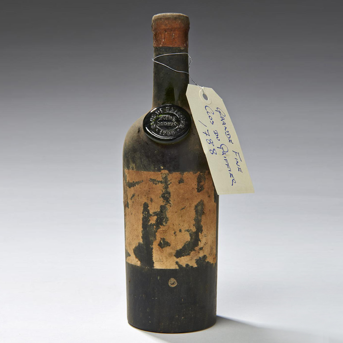 Would You Drink 200-Year-Old Cognac?
