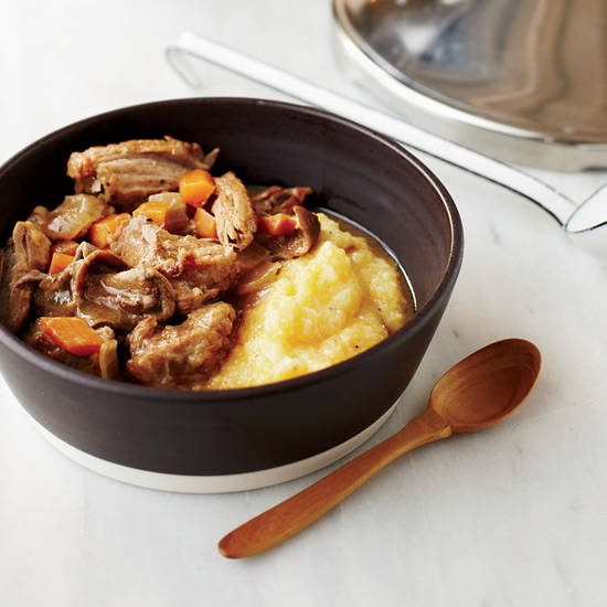 Veal Ragù with Porcini