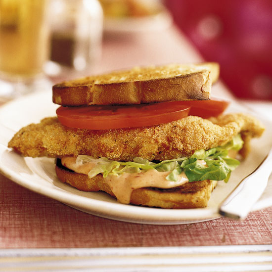 5 Crispy Fried-Fish Sandwiches to Make This Summer