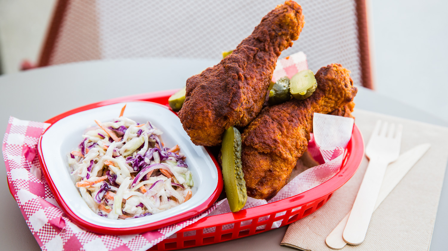Chefs Club NY Hosts an Epic Fried Chicken Dinner
