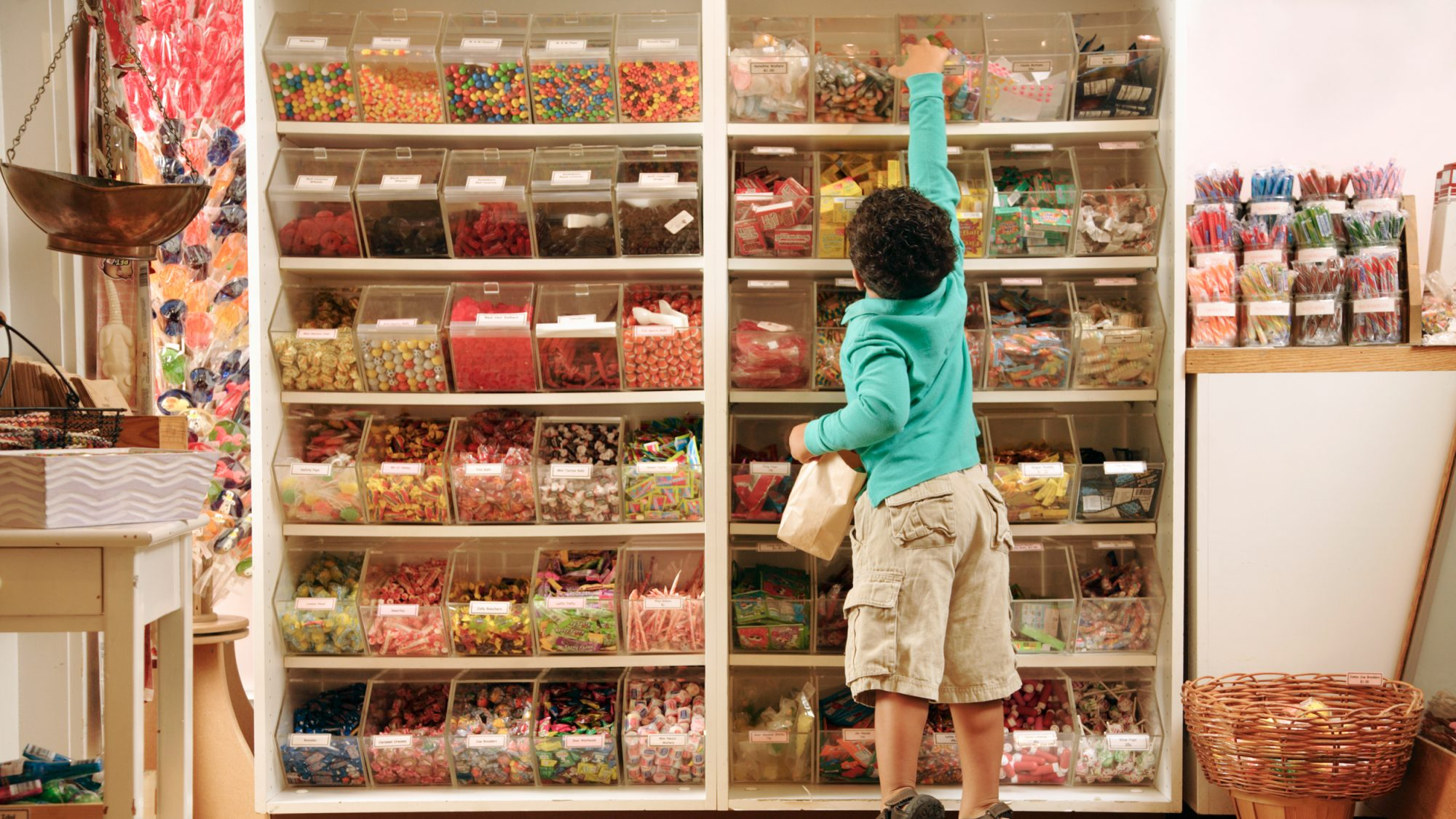 Child Candy Weight