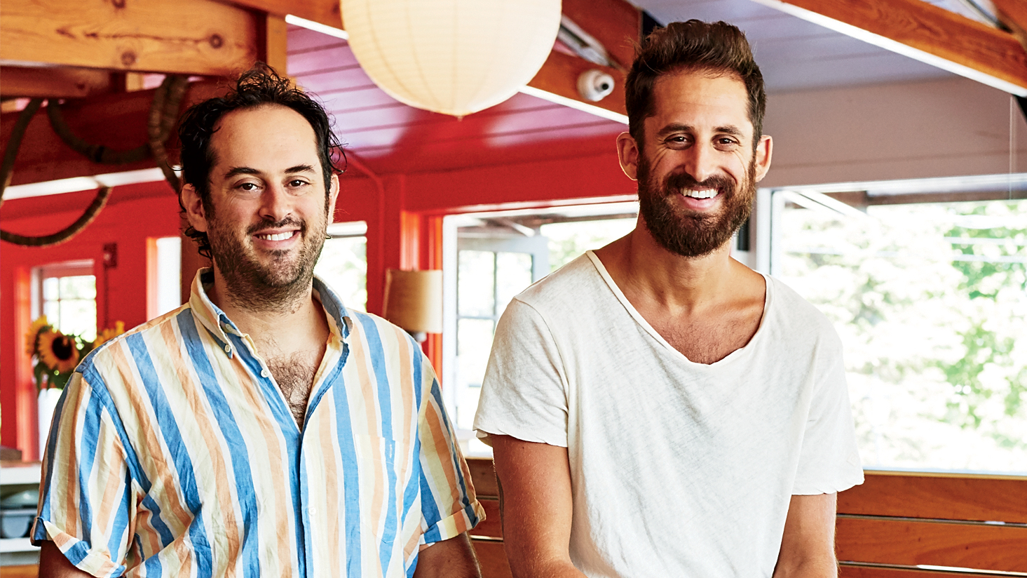 How to Throw a Barbecue Like Eli and Max Sussman