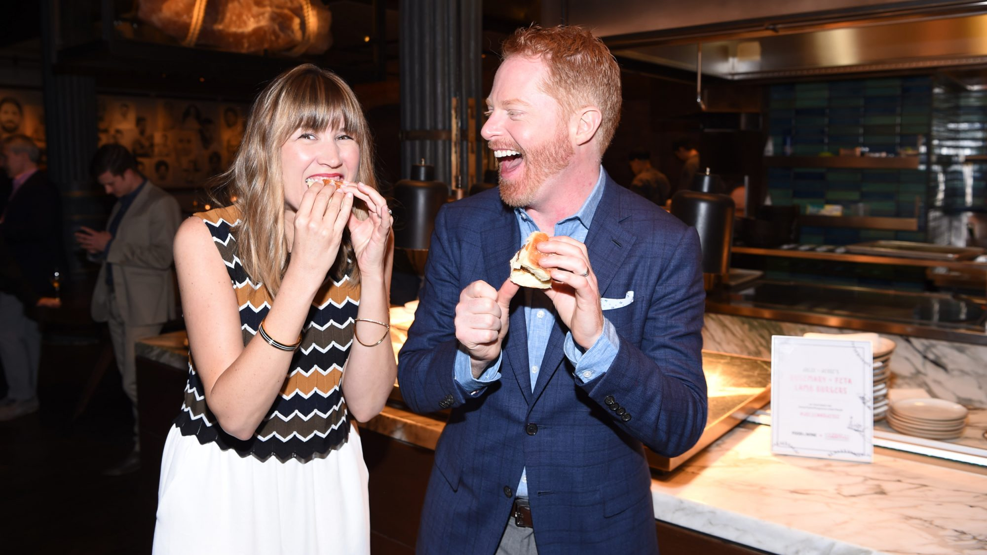 Actor Jesse Tyler Ferguson Shares His Love of Food Through Broadway and Blogging