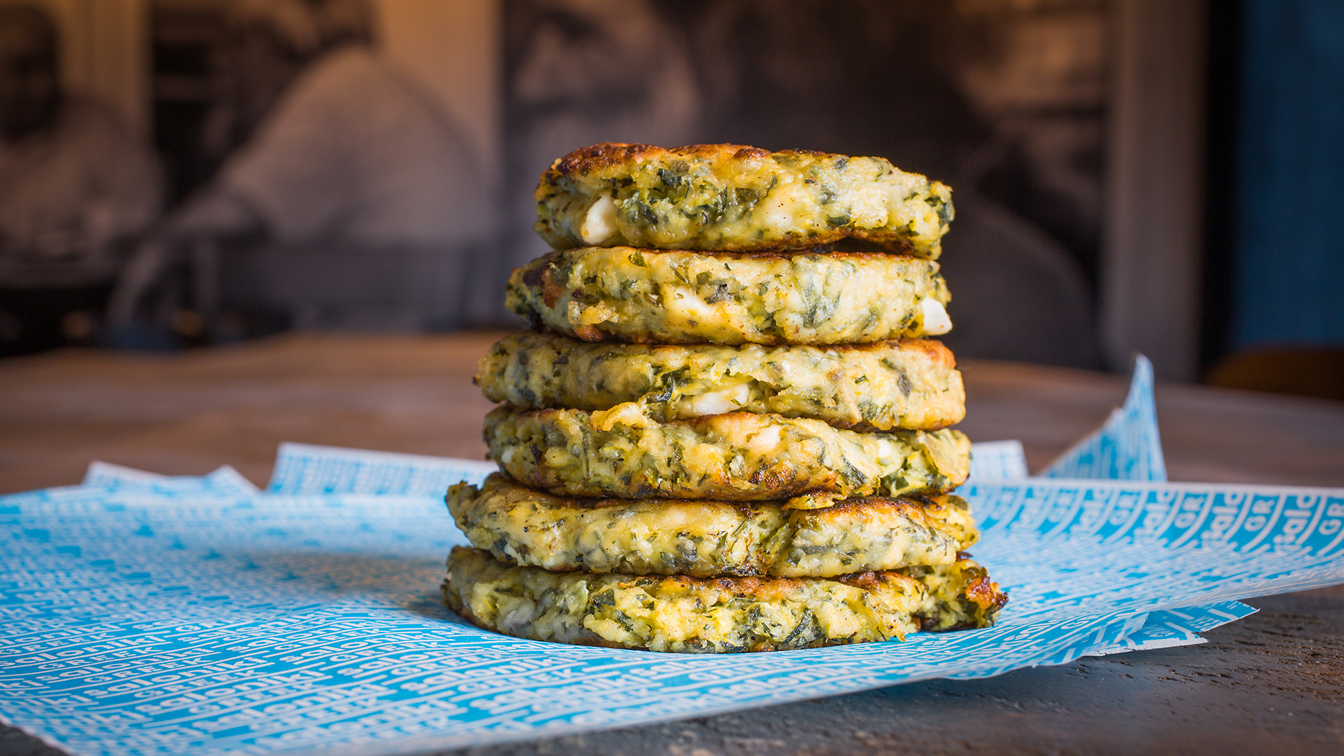 How to Make Jody Adams' Zuchinni Fritters