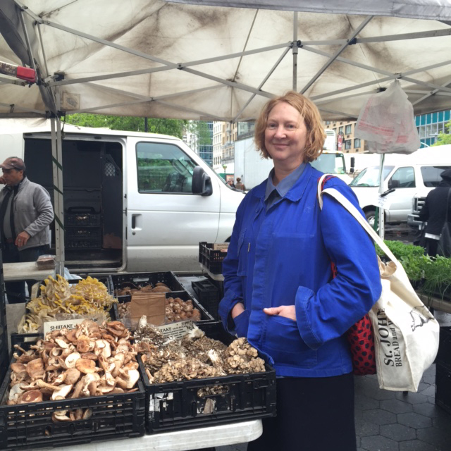 The New Queen of the Union Square Farmers Market