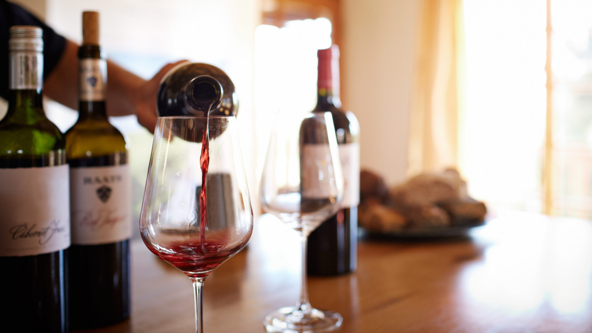 How to Host a Wine Tasting Without Thinking Too Much