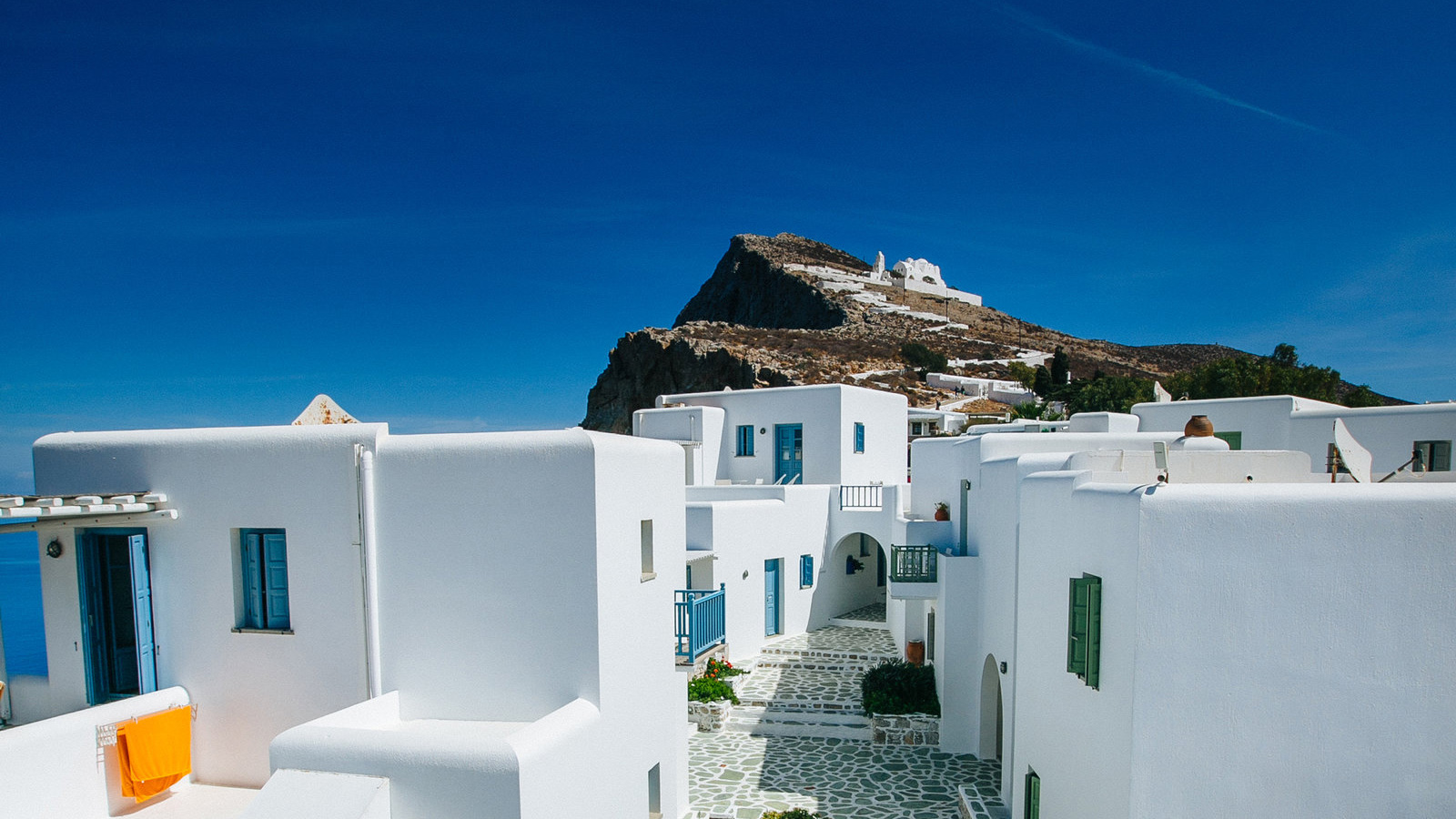 Greece Island Vacation