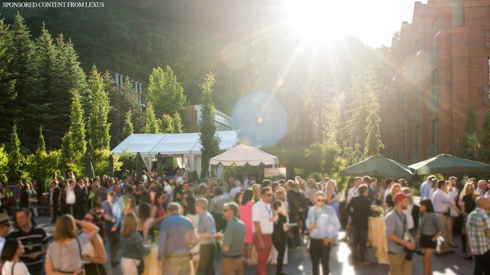 mkgalleryamp; Wine Classic in Aspen