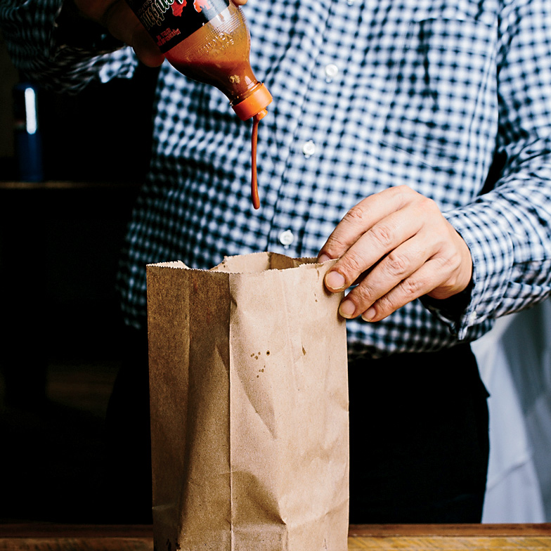 Brown Bag Food