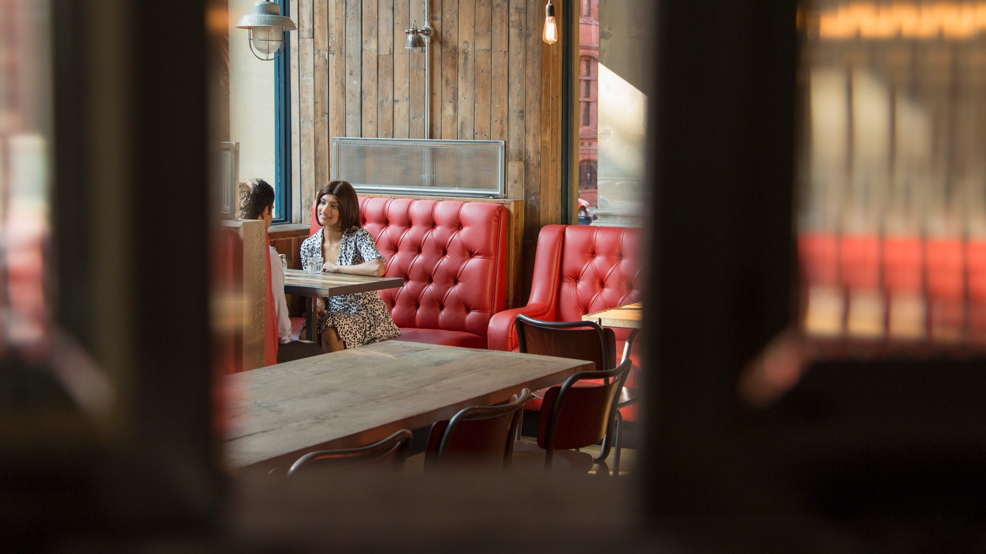 Dating Apps and Restaurant Culture