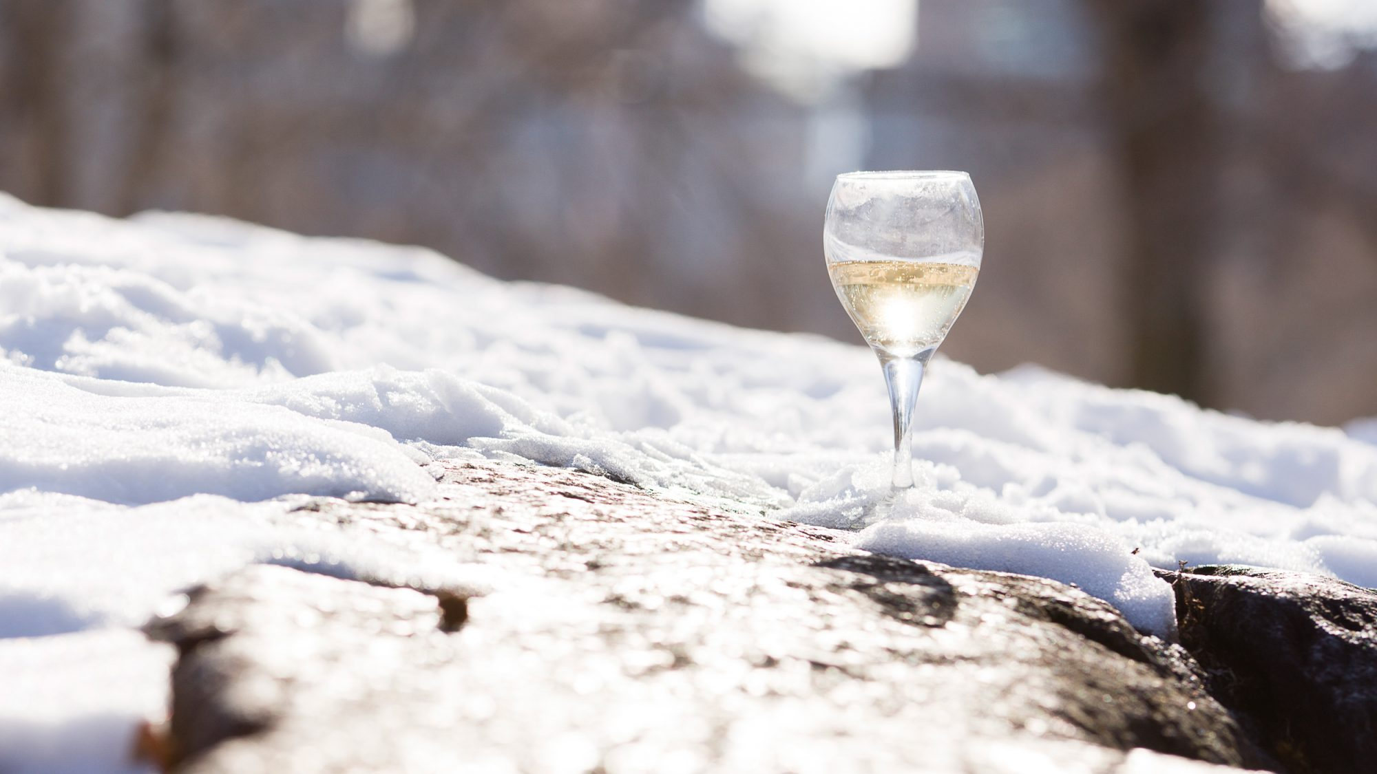 Drinking Wine Too Cold