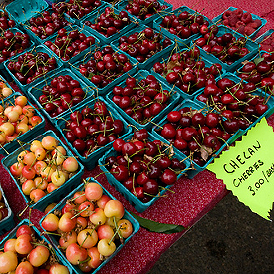 Portland, OR: Portland Saturday Farmers' Market